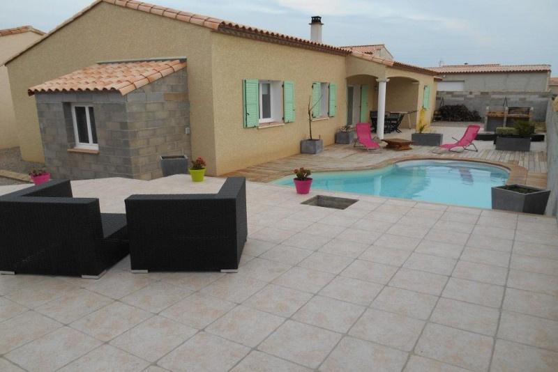 Vente port la nouvelle villa r cente plain pied 3 faces sh 120 m sur 604 m de terrain - Code postal port la nouvelle ...